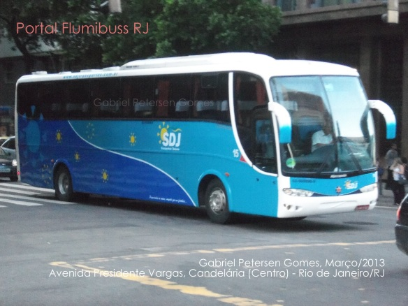 SDJ Transportes e Turismo - 15 / Marcopolo Paradiso G6 1200HD Volvo B7R